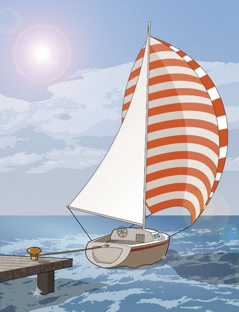 PW-Segelboot