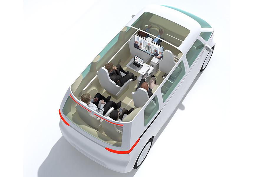 Multi-Purpose-Vehicle, Business
