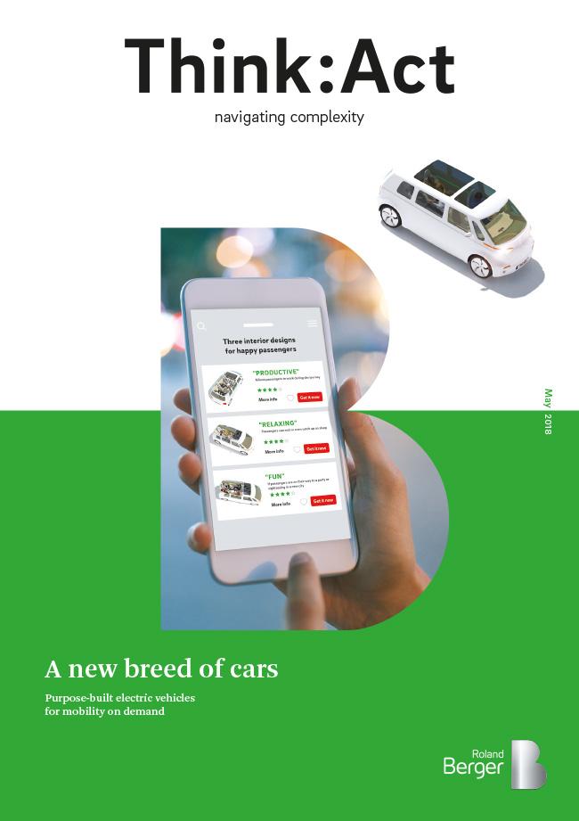 Purpose-built electric vehicles